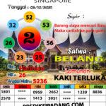 SYAIR SGP HARI INI 09 Oct 2021