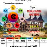 SYAIR SGP HARI INI 21 Oct 2021